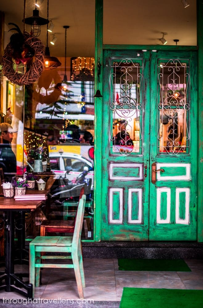 Hanoi Budget Trip: a cup of coffee is a must, even on a budget trip, because these local coffee shops are just too lovely to pass them by