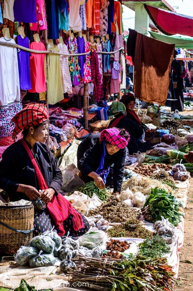 Markets of Inle