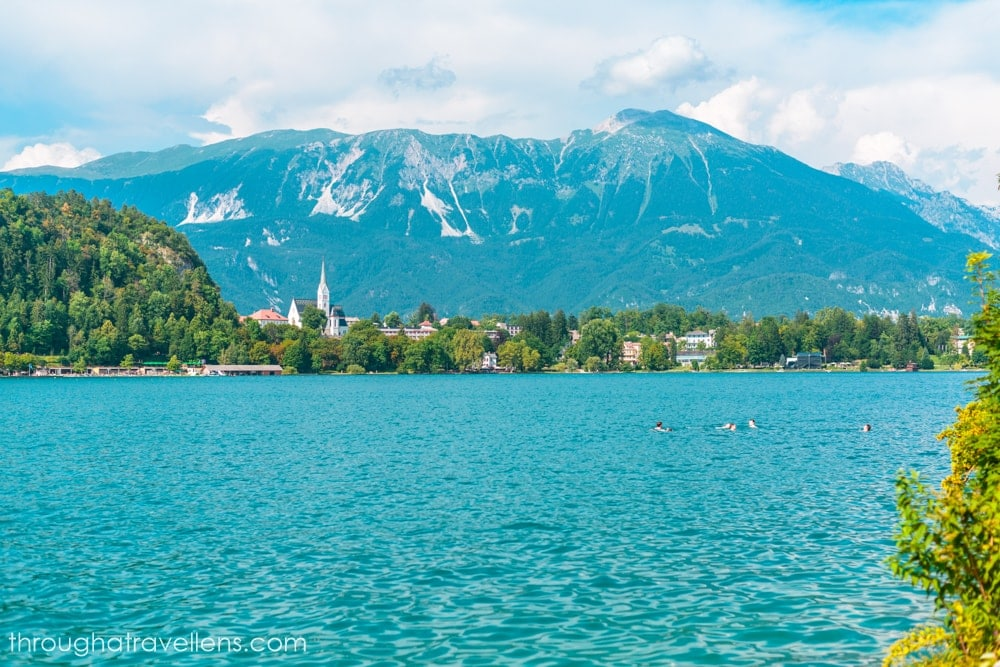 To Lake Bled from Ljubljana: this is a drive worth taking