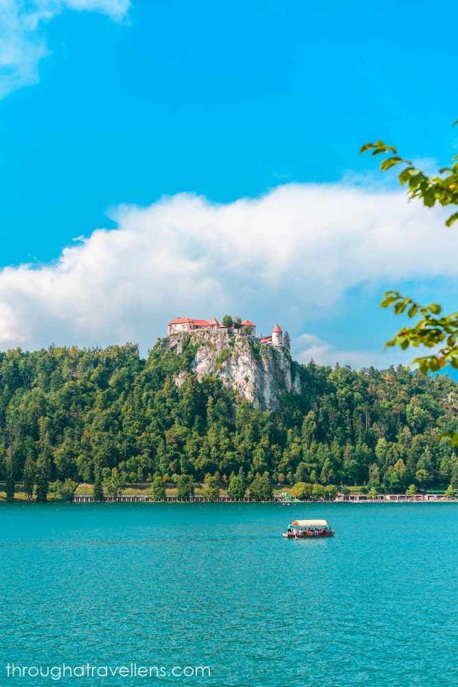 Lake Bled from Ljubljana: when in the area, visit the castle