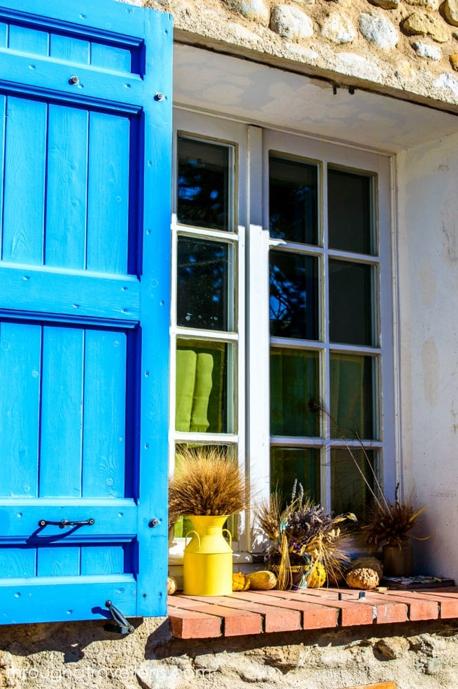Charming houses of Provence