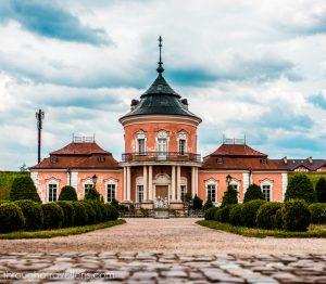 Zolochiv Castle is a recommended road trip in Ukraine