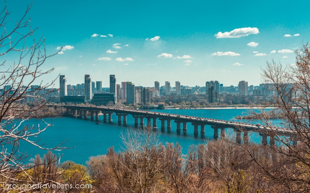 Kiev has a lot to offer for tourists