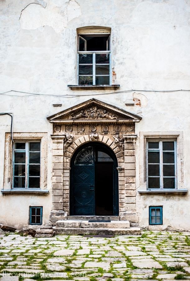 The golden horseshoe of Lviv region