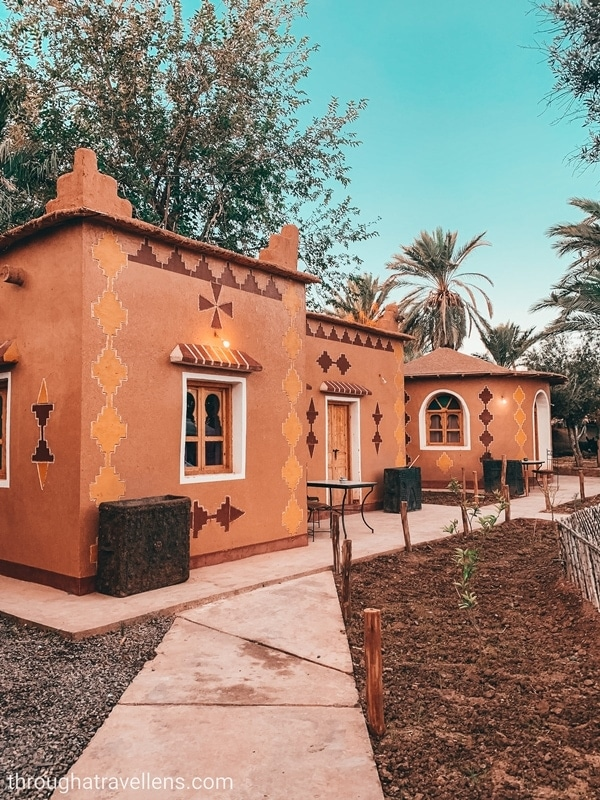 Accommodations in Ouarzazate
