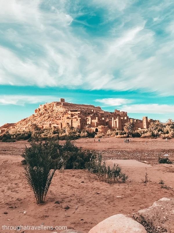 Ait Benhaddou in Ouarzazate