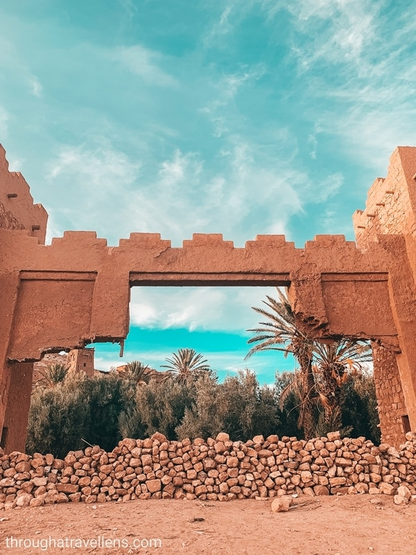 Explore beautiful architecture on a Ouarzazate day trip from Marrakech