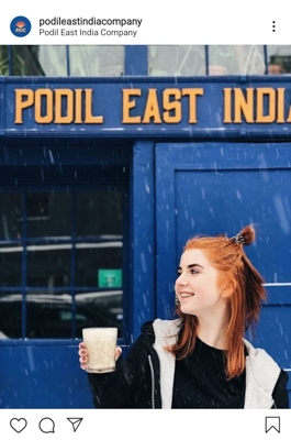 Podil East India Company is among the best bars in Kiev
