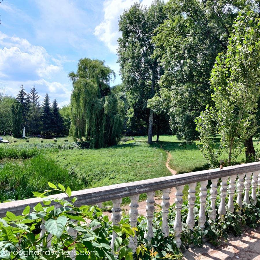 Kiev weekend break? Spend it in Oleksandria