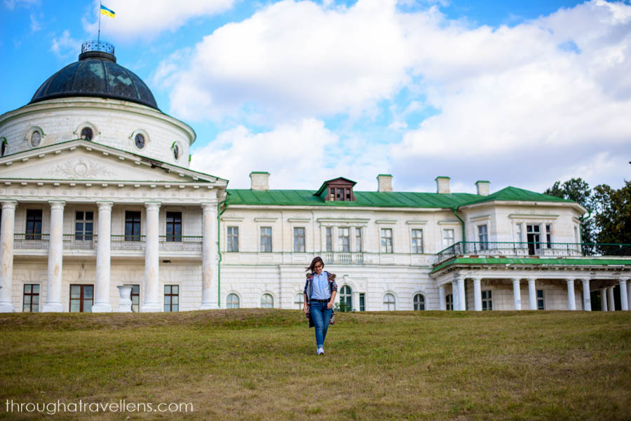 The Tarnovsky residence is among Kiev weekend breaks popular among the locals