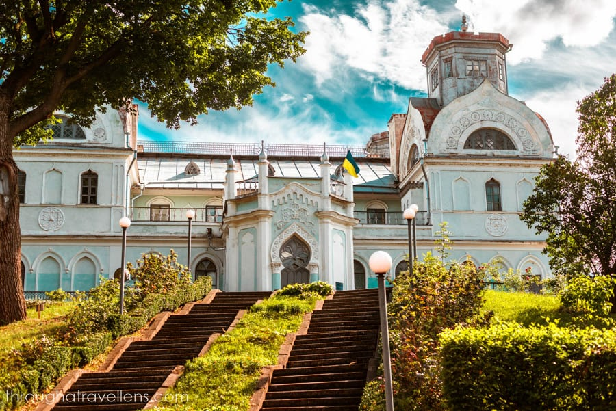 Include Korsun-Shevcjenkivsky into the list of recommended Kiev escapes