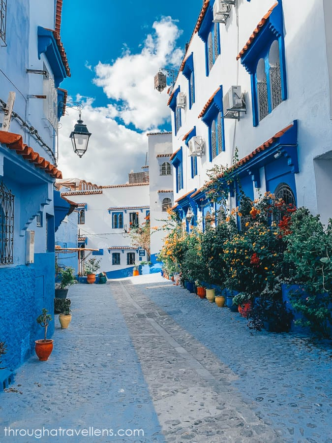 Wandering the medina is one of the best things to do in Chefchaouen
