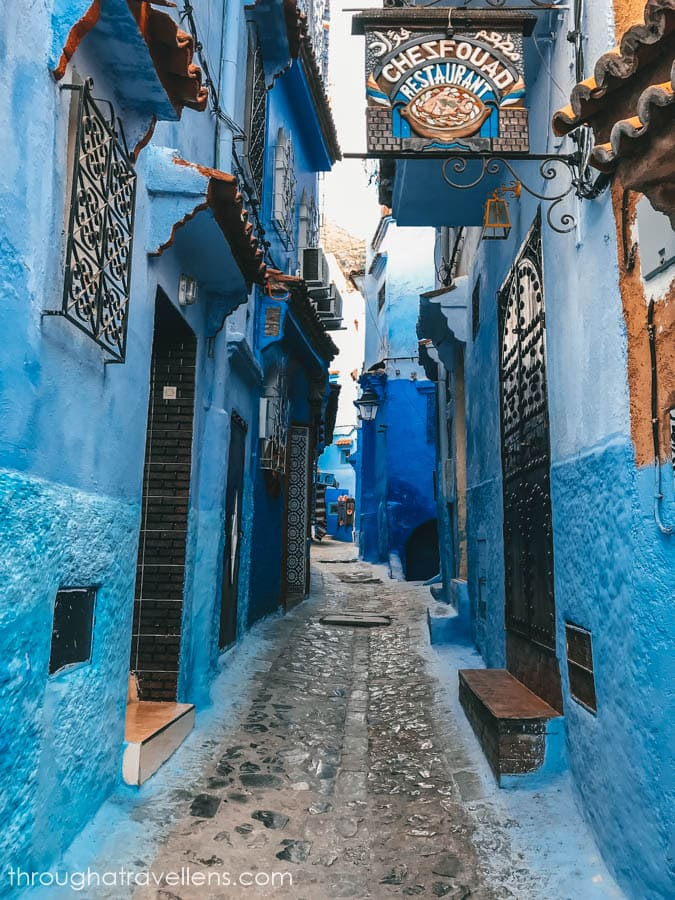 The blue gem of Morocco, Chefchaouen
