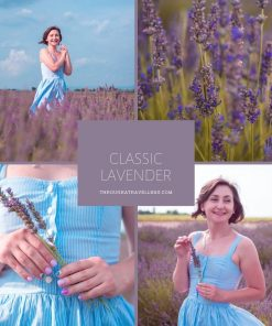 Classic Lavender mobile preset