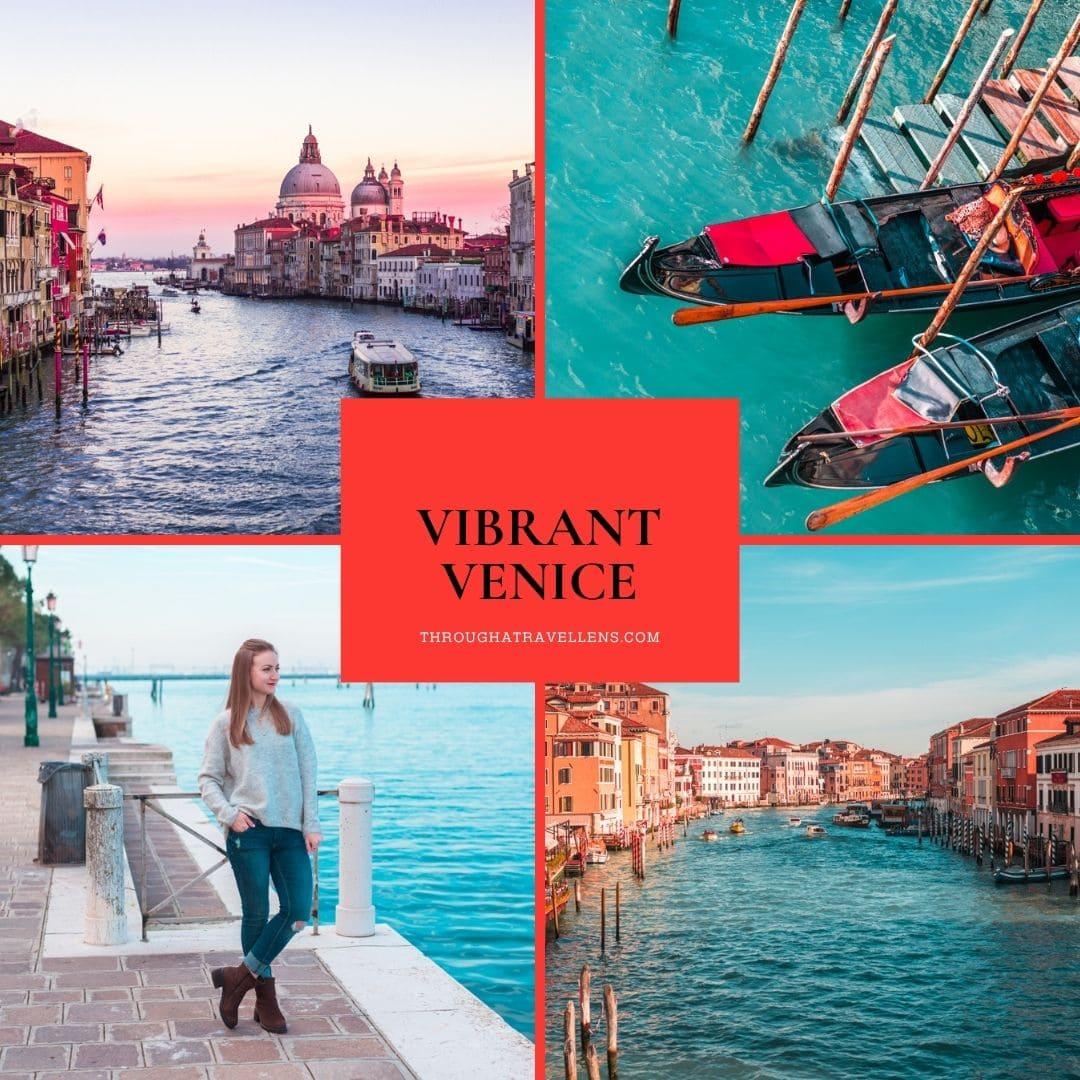 Vibrant Venice mobile presets