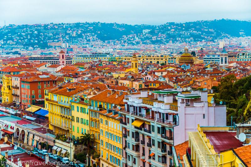 Vieille Ville de Nice